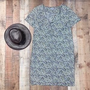 Cos | Funky Print Short Sleeve Mini Dress